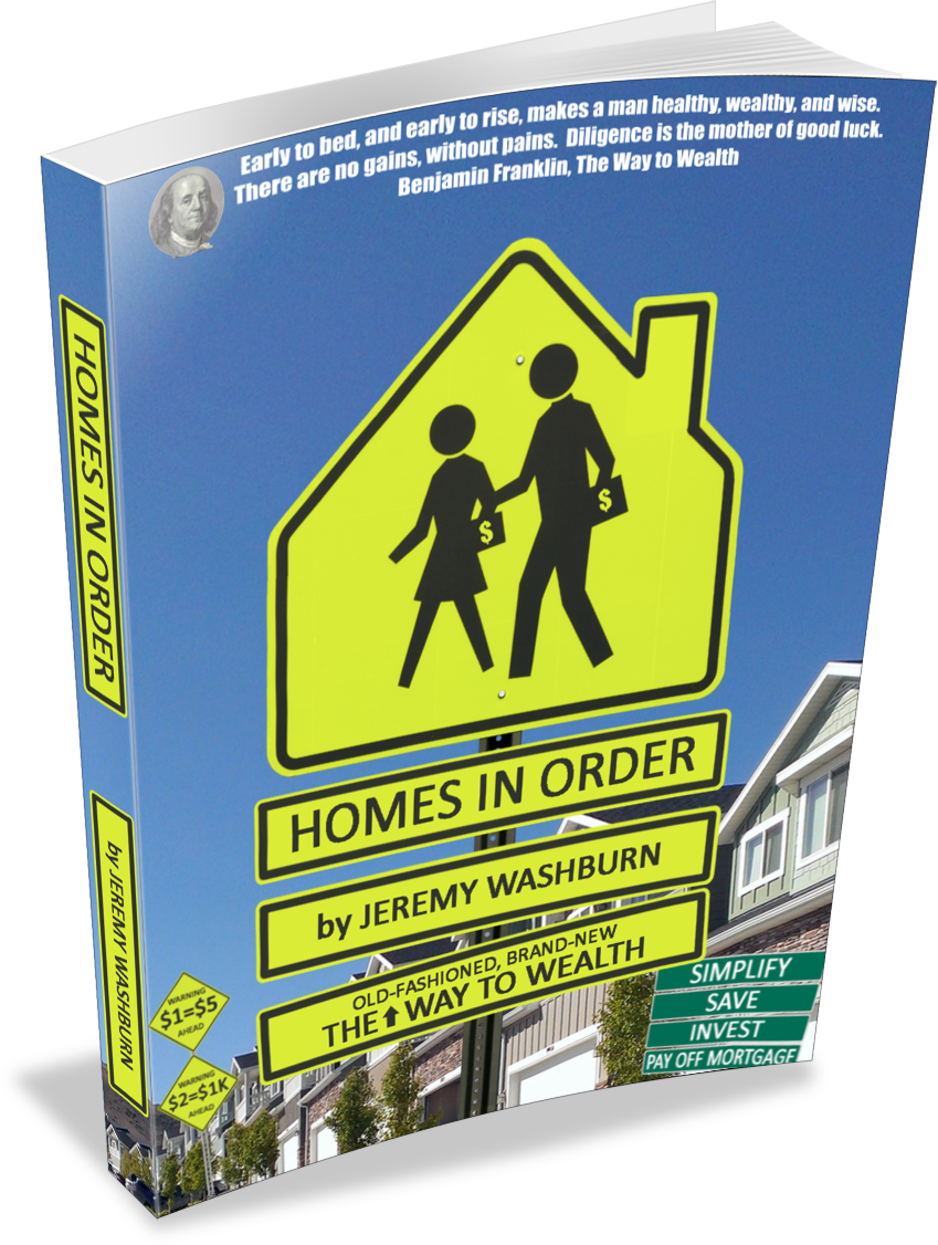 Homes in Order eBook TIPs